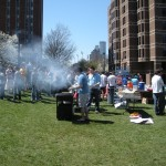 Cookout on the Commons