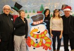 The Office of Residence Life Study Break from this past December.