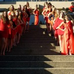 Alpha Phi Red Dress Gala