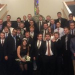 Brothers of Sigma Nu at White Rose Ball 2013