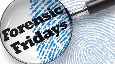Forensic Friday logo
