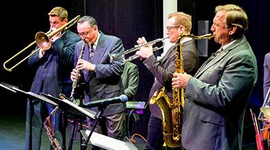 Uptown Jazz Series: Giants of Jazz
