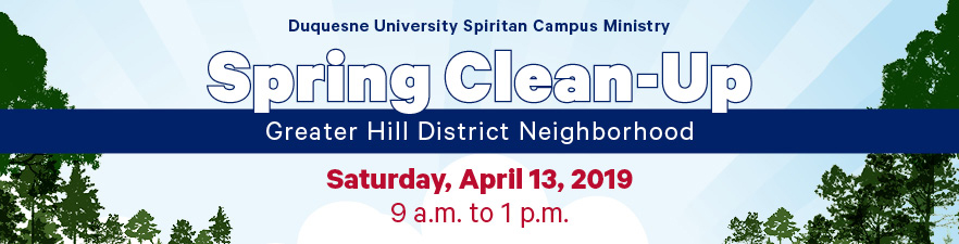 2019 Spring Clean-Up