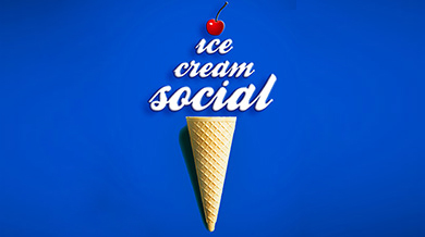 Save the Date: Ice Cream Social