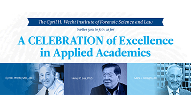 Three Sleuths: A Celebration of Academic Excellence in Applied Academics