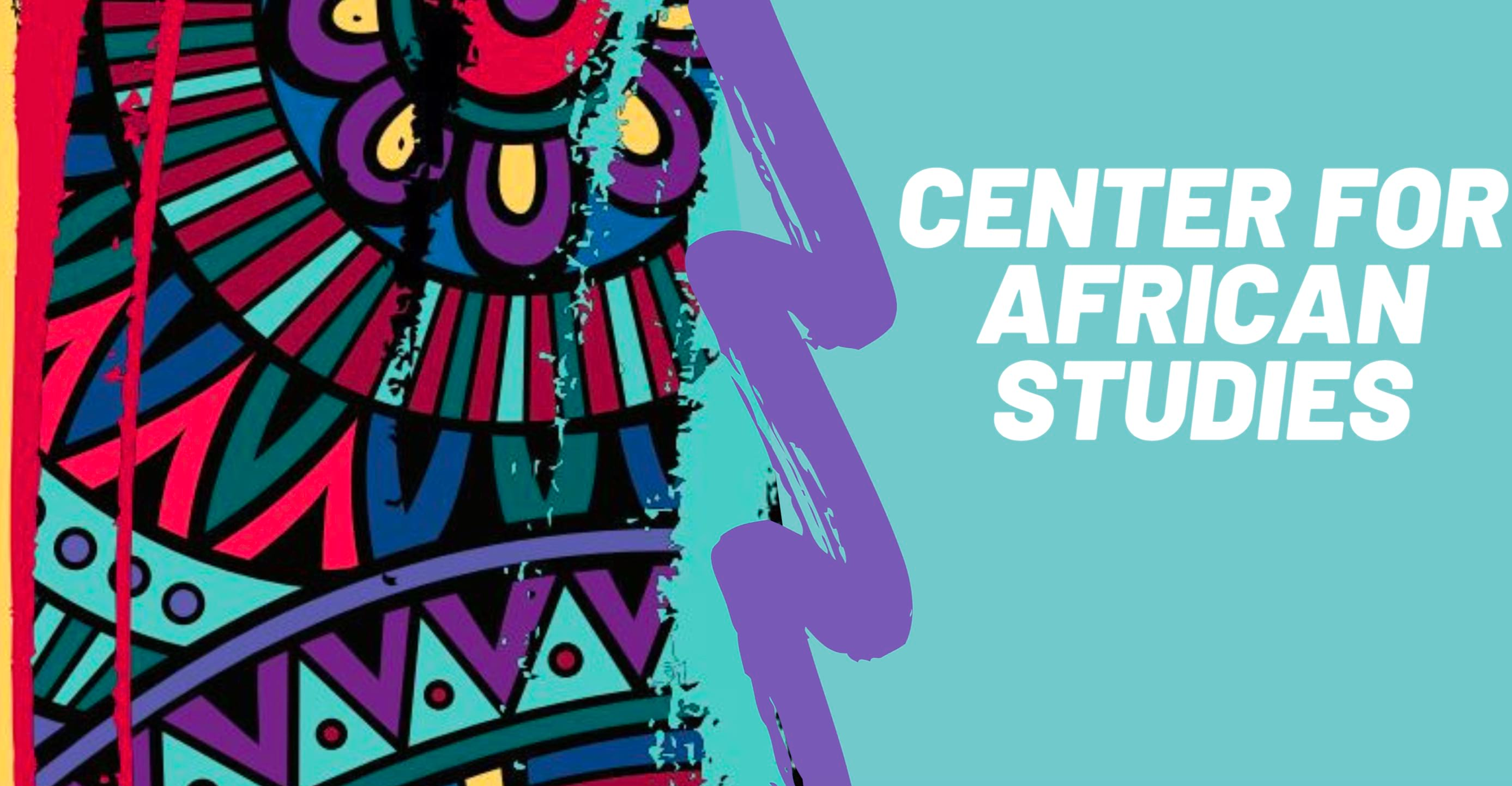 Center for African Studies Graphic