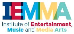 Institute of Entertainment Music and Media Arts Logo