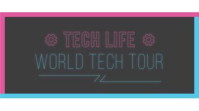 tech life tour logo