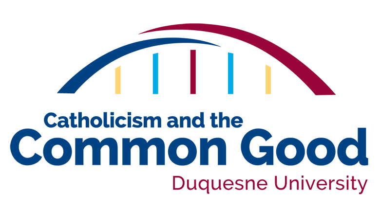 Catholicism and the Common Good Logo