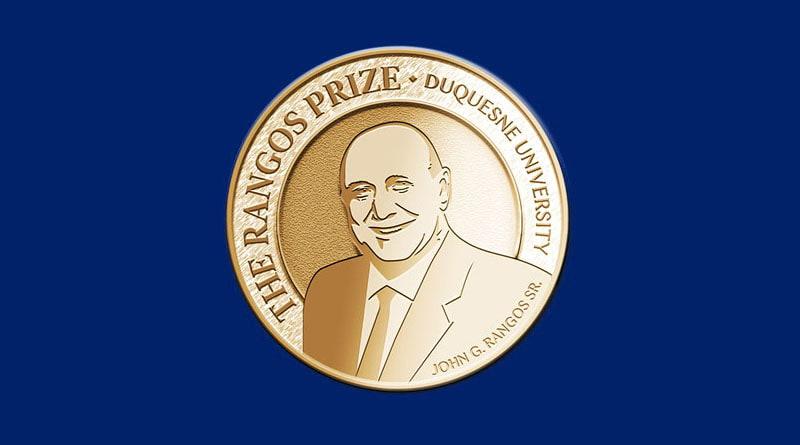 Rangos Prize Logo