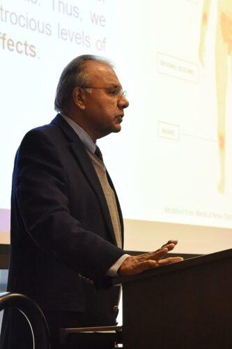 Dr. Aleem Gangjee