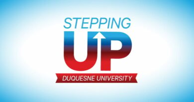 Stepping Up Duquesne University