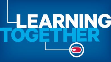 Learning Together Graphic