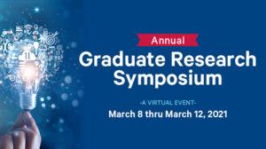 Graduate Research Symposoum Graphic