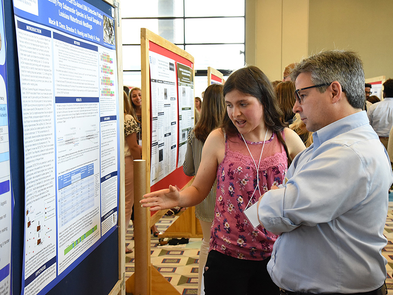 2018 Summer Undergraduate Research Symposium